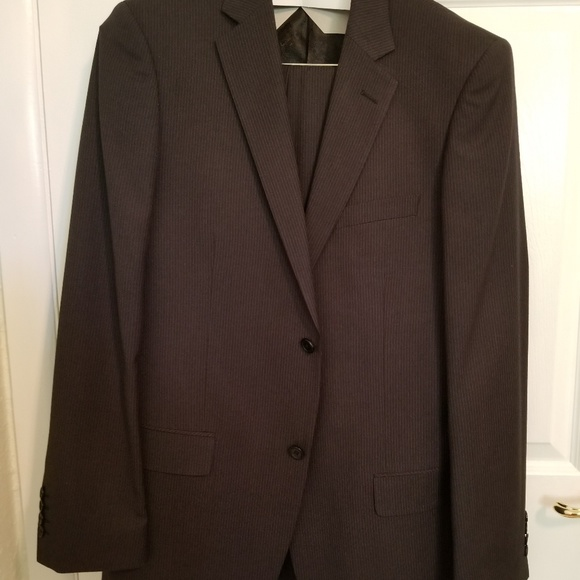 Gianni Uomo Other - NWOT Gianni Uomo Pinstripe Suit